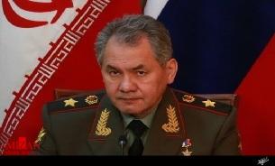 وزير دفاع روسيه وارد تهران شد