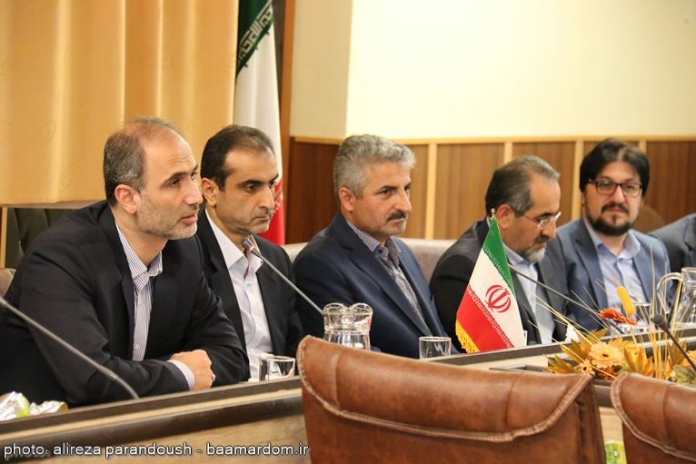 دومین جلسه کمیته برنامهریزی شهرستان لاهیجان برگزار شد + تصاویر