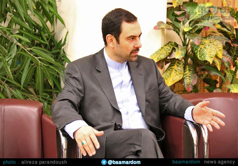 دکتر سید کاظم سجادی سفیر ایران در ارمنستان