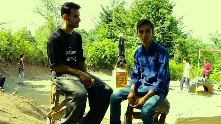 ساخت مستند پارکور در لاهیجان کلید خورد + تصاویر