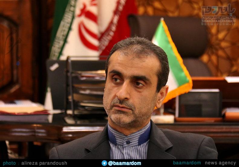 سید محمد احمدی فرماندار لاهیجان