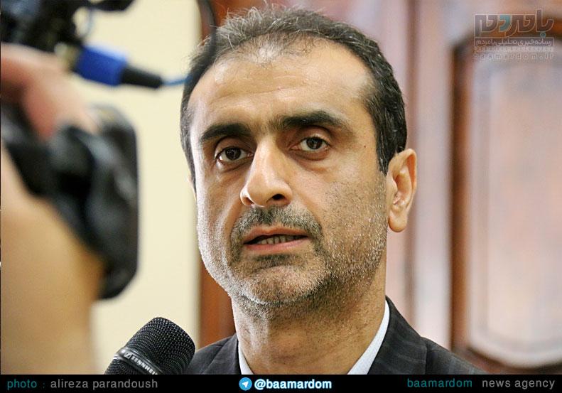 محمد احمدی فرماندار لاهیجان - برای برگزاری این مانور اهداف عمده ای را دنبال میکردیم / نقات قوت و ضعف را بررسی و شناسایی کردیم
