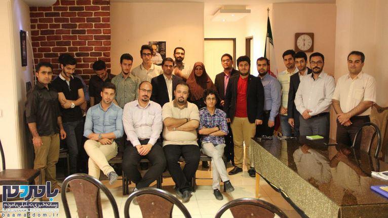 شاخه جوانان بنیاد امید ایرانیان در گیلان آغاز به کار کرد + تصاویر