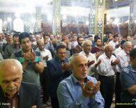 گزارش تصویری نماز عید فطر در آستانهاشرفیه