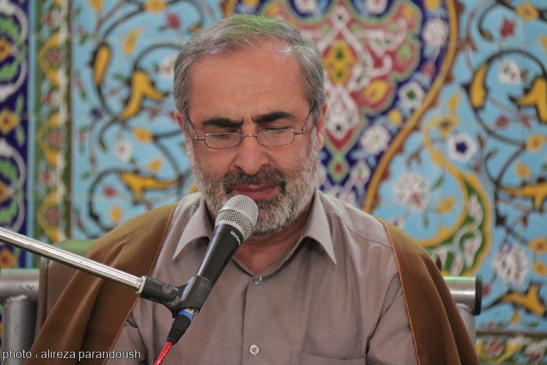 صوت قرائت استاد محمود لطفینیا در محفل انس باقرآن دانشگاه آزاد لاهیجان