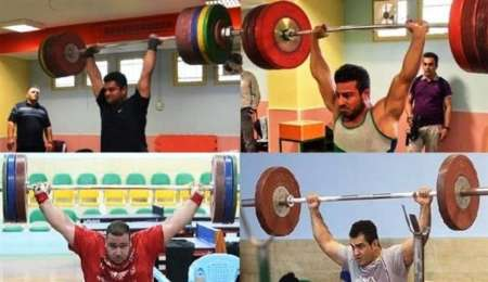 مسابقات رکوردگیری انتخابی تیم ملی وزنهبرداری در کلاچای برگزار میشود