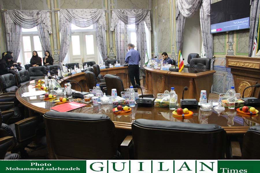 IMG 7120 - لغو جلسه شورای شهر به دلیل عدم حد نصاب اعضا