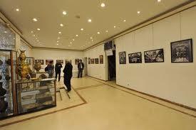 برگزاری نمایشگاه نقاشی روی سنگ و گلدانهای دستساز در لنگرود