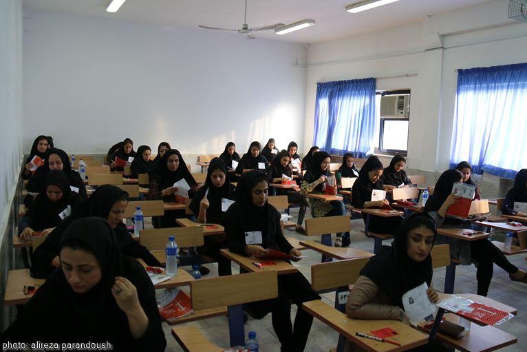 آزمون کاردانی به کارشناسی در لاهیجان (22)