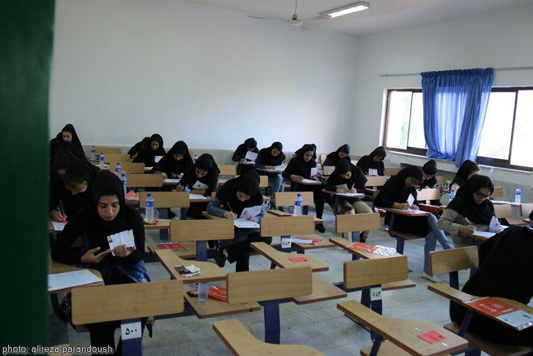 آزمون کاردانی به کارشناسی در لاهیجان (24)