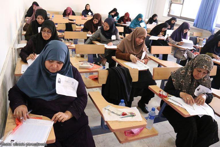 آزمون کاردانی به کارشناسی در لاهیجان (30)