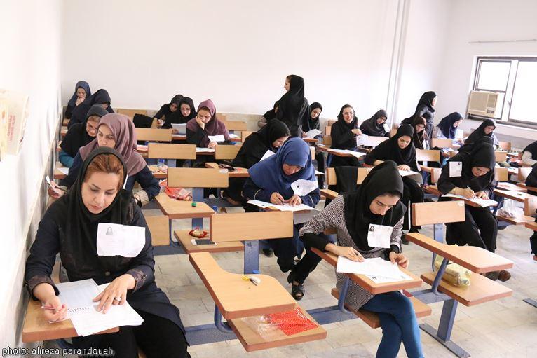آزمون کاردانی به کارشناسی در لاهیجان (32)