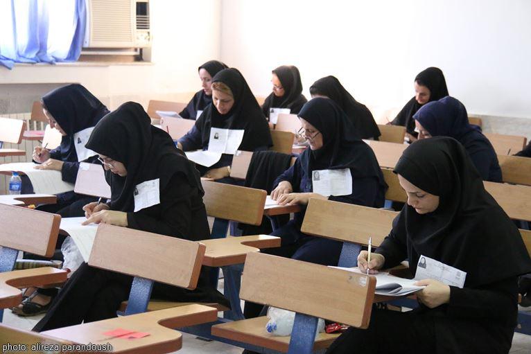 آزمون کاردانی به کارشناسی در لاهیجان (35)