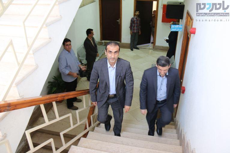 افتتاح دفتر ایرنا در لاهیجان 1 - دفتر خبری ایرنا در لاهیجان افتتاح شد + تصاویر