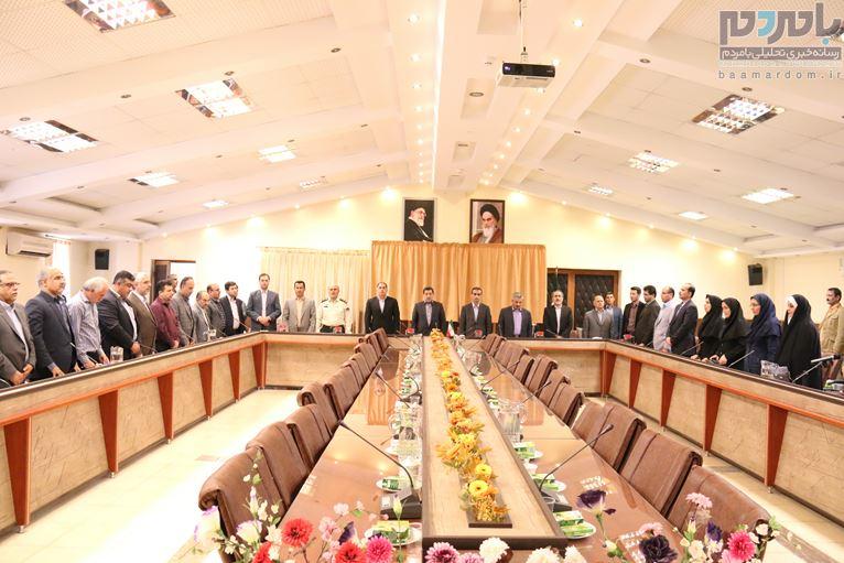 افتتاح دفتر ایرنا در لاهیجان 10 - دفتر خبری ایرنا در لاهیجان افتتاح شد + تصاویر