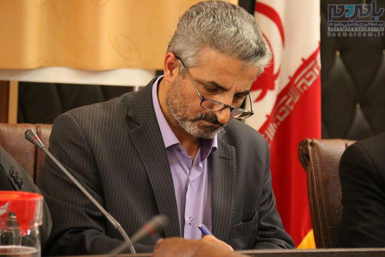 افتتاح دفتر ایرنا در لاهیجان 15 - دفتر خبری ایرنا در لاهیجان افتتاح شد + تصاویر