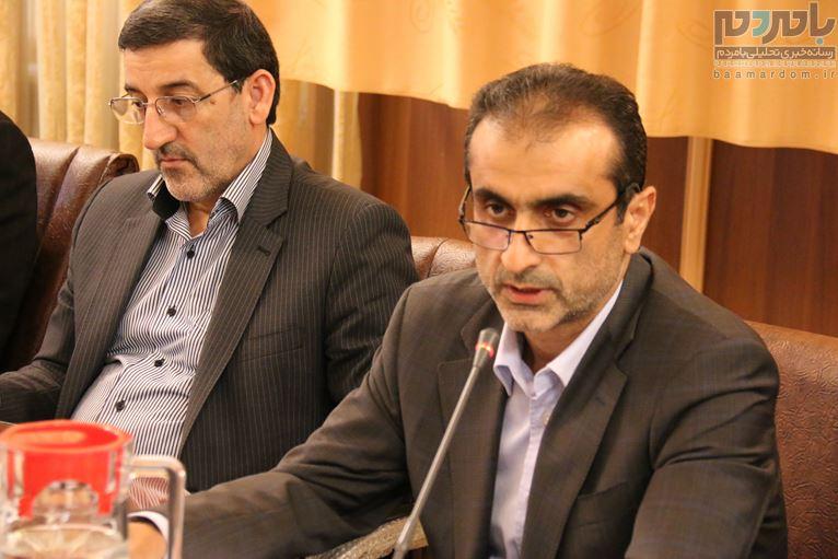 افتتاح دفتر ایرنا در لاهیجان 17 - دفتر خبری ایرنا در لاهیجان افتتاح شد + تصاویر
