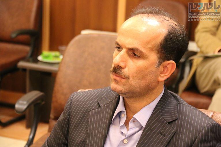 افتتاح دفتر ایرنا در لاهیجان 18 - دفتر خبری ایرنا در لاهیجان افتتاح شد + تصاویر