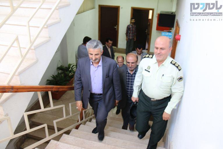 افتتاح دفتر ایرنا در لاهیجان 2 - دفتر خبری ایرنا در لاهیجان افتتاح شد + تصاویر
