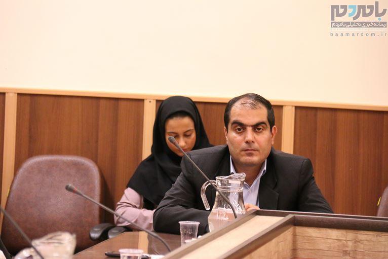 افتتاح دفتر ایرنا در لاهیجان 21 - دفتر خبری ایرنا در لاهیجان افتتاح شد + تصاویر