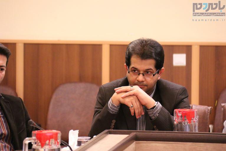 افتتاح دفتر ایرنا در لاهیجان 28 - دفتر خبری ایرنا در لاهیجان افتتاح شد + تصاویر