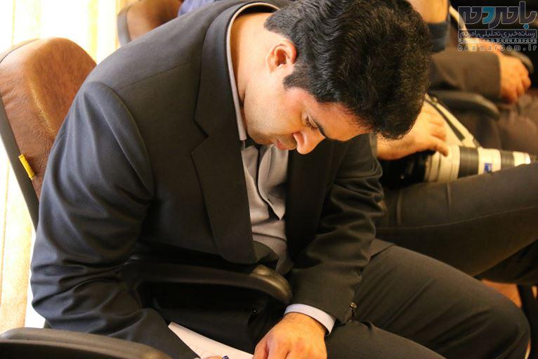 افتتاح دفتر ایرنا در لاهیجان 32 - دفتر خبری ایرنا در لاهیجان افتتاح شد + تصاویر