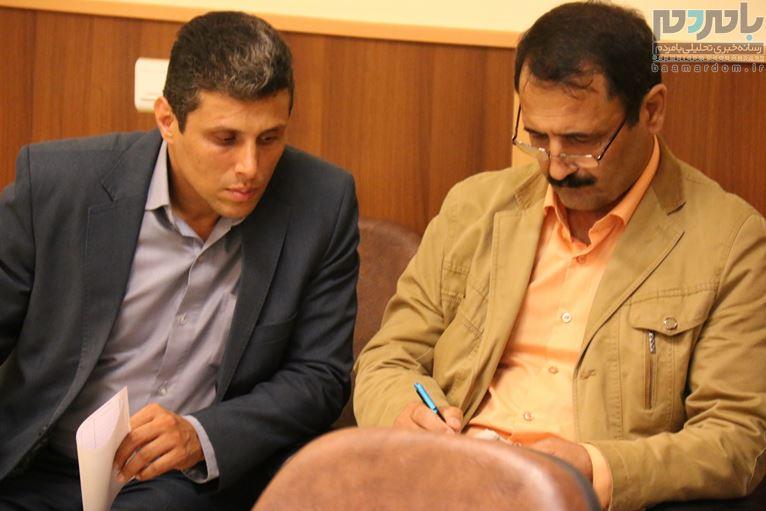 افتتاح دفتر ایرنا در لاهیجان 35 - دفتر خبری ایرنا در لاهیجان افتتاح شد + تصاویر