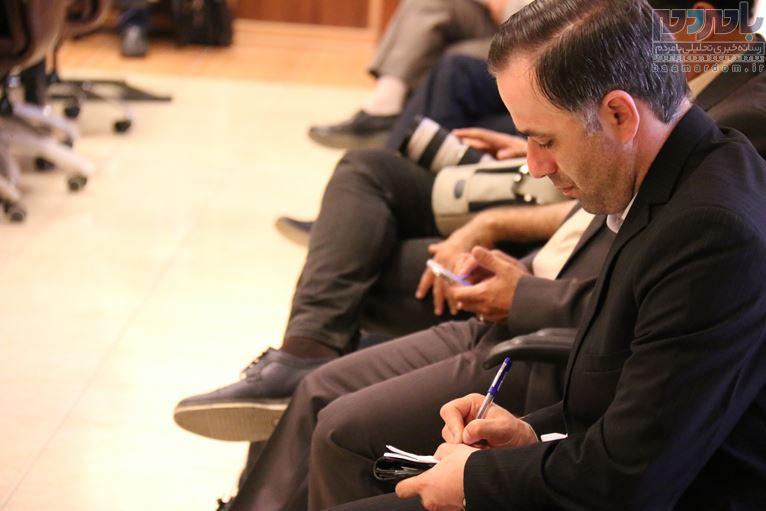 افتتاح دفتر ایرنا در لاهیجان 38 - دفتر خبری ایرنا در لاهیجان افتتاح شد + تصاویر