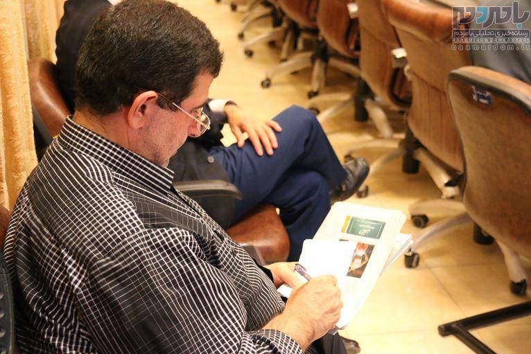 افتتاح دفتر ایرنا در لاهیجان 39 - دفتر خبری ایرنا در لاهیجان افتتاح شد + تصاویر