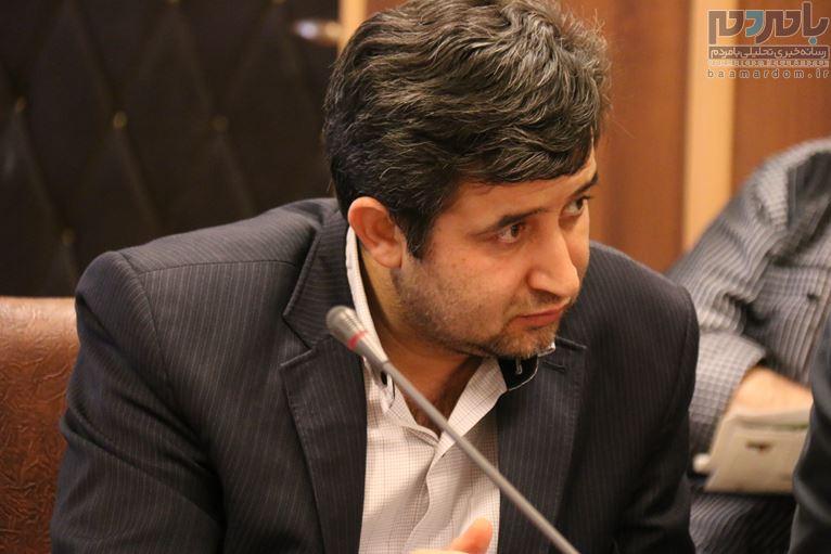 افتتاح دفتر ایرنا در لاهیجان 44 - دفتر خبری ایرنا در لاهیجان افتتاح شد + تصاویر