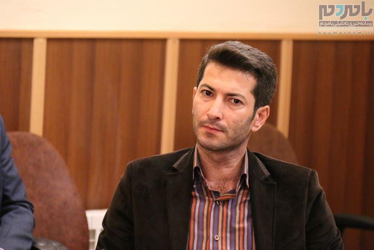 افتتاح دفتر ایرنا در لاهیجان 46 - دفتر خبری ایرنا در لاهیجان افتتاح شد + تصاویر