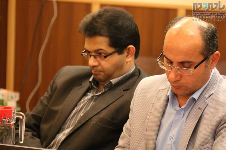 افتتاح دفتر ایرنا در لاهیجان 47 - دفتر خبری ایرنا در لاهیجان افتتاح شد + تصاویر