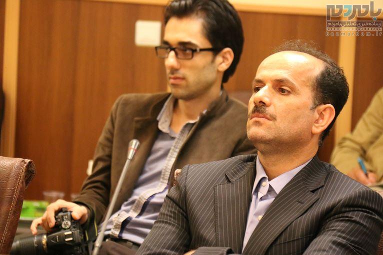 افتتاح دفتر ایرنا در لاهیجان 48 - دفتر خبری ایرنا در لاهیجان افتتاح شد + تصاویر