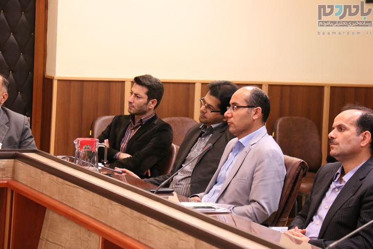 افتتاح دفتر ایرنا در لاهیجان 51 - دفتر خبری ایرنا در لاهیجان افتتاح شد + تصاویر