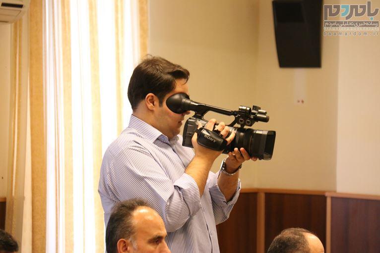 افتتاح دفتر ایرنا در لاهیجان 52 - دفتر خبری ایرنا در لاهیجان افتتاح شد + تصاویر