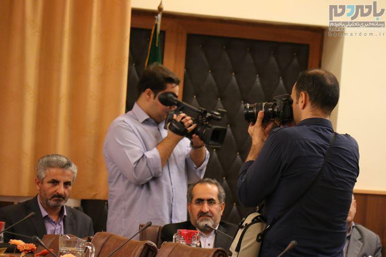 افتتاح دفتر ایرنا در لاهیجان 53 - دفتر خبری ایرنا در لاهیجان افتتاح شد + تصاویر