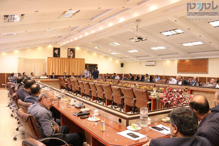 افتتاح دفتر ایرنا در لاهیجان 54 - دفتر خبری ایرنا در لاهیجان افتتاح شد + تصاویر