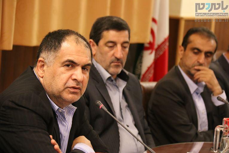 افتتاح دفتر ایرنا در لاهیجان 55 - دفتر خبری ایرنا در لاهیجان افتتاح شد + تصاویر