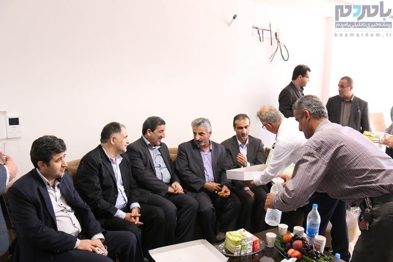 افتتاح دفتر ایرنا در لاهیجان 56 - دفتر خبری ایرنا در لاهیجان افتتاح شد + تصاویر