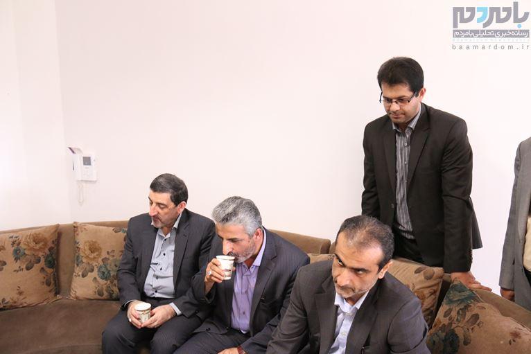 افتتاح دفتر ایرنا در لاهیجان 57 - دفتر خبری ایرنا در لاهیجان افتتاح شد + تصاویر