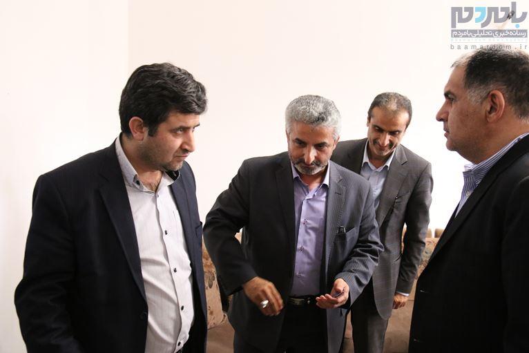 افتتاح دفتر ایرنا در لاهیجان 58 - دفتر خبری ایرنا در لاهیجان افتتاح شد + تصاویر