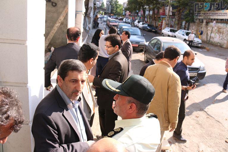 افتتاح دفتر ایرنا در لاهیجان 59 - دفتر خبری ایرنا در لاهیجان افتتاح شد + تصاویر