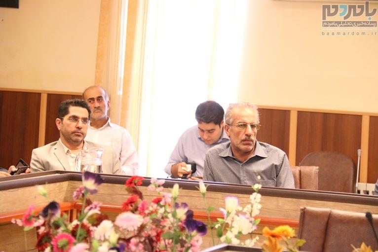 افتتاح دفتر ایرنا در لاهیجان 6 - دفتر خبری ایرنا در لاهیجان افتتاح شد + تصاویر