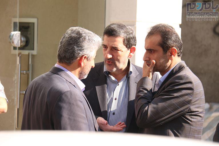 افتتاح دفتر ایرنا در لاهیجان 61 - دفتر خبری ایرنا در لاهیجان افتتاح شد + تصاویر