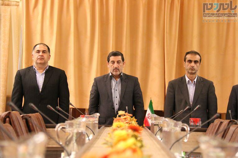 افتتاح دفتر ایرنا در لاهیجان 9 - دفتر خبری ایرنا در لاهیجان افتتاح شد + تصاویر