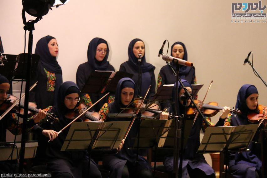 اولین ارکستر شرق گیلان در لاهیجان 10 - اولین ارکستر شرق گیلان در لاهیجان برگزار شد