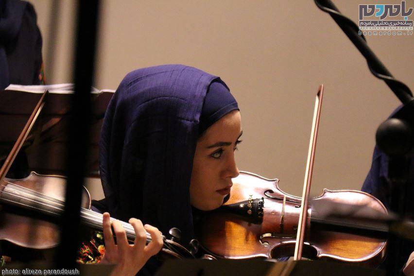 اولین ارکستر شرق گیلان در لاهیجان 11 - اولین ارکستر شرق گیلان در لاهیجان برگزار شد