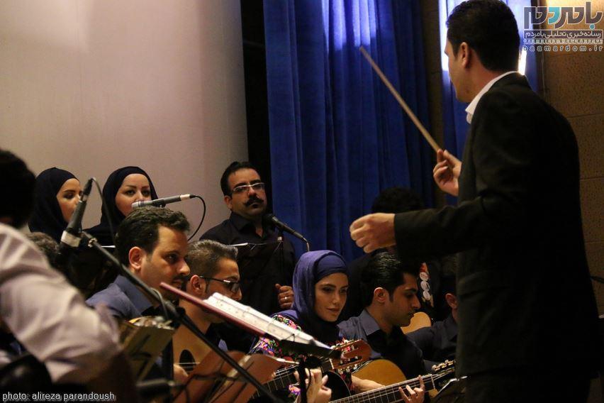 اولین ارکستر شرق گیلان در لاهیجان 14 - اولین ارکستر شرق گیلان در لاهیجان برگزار شد