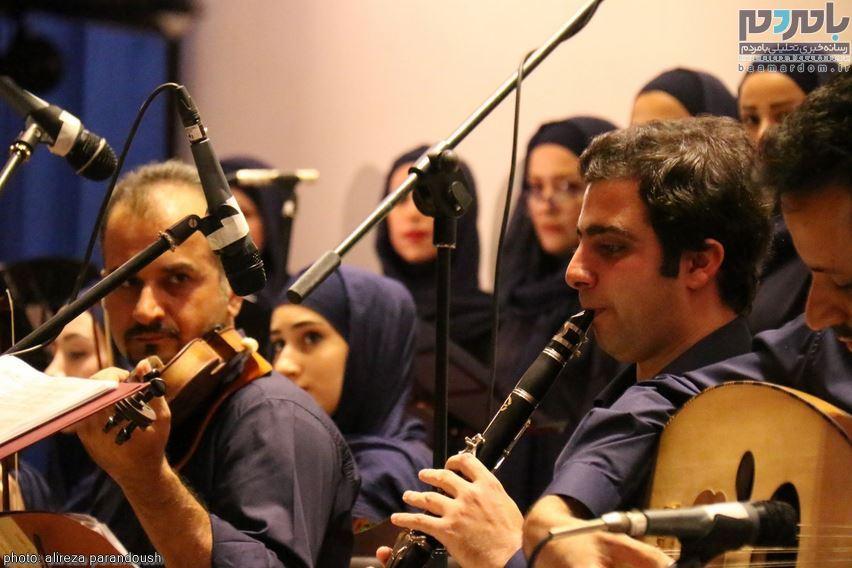 اولین ارکستر شرق گیلان در لاهیجان 16 - اولین ارکستر شرق گیلان در لاهیجان برگزار شد