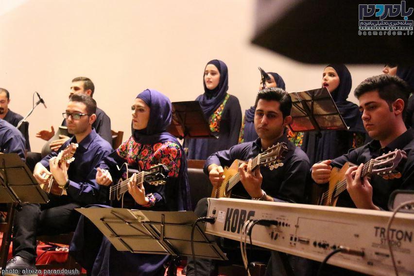 اولین ارکستر شرق گیلان در لاهیجان 18 - اولین ارکستر شرق گیلان در لاهیجان برگزار شد